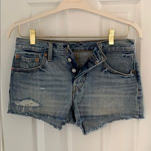 Levi 501 Jean Shorts